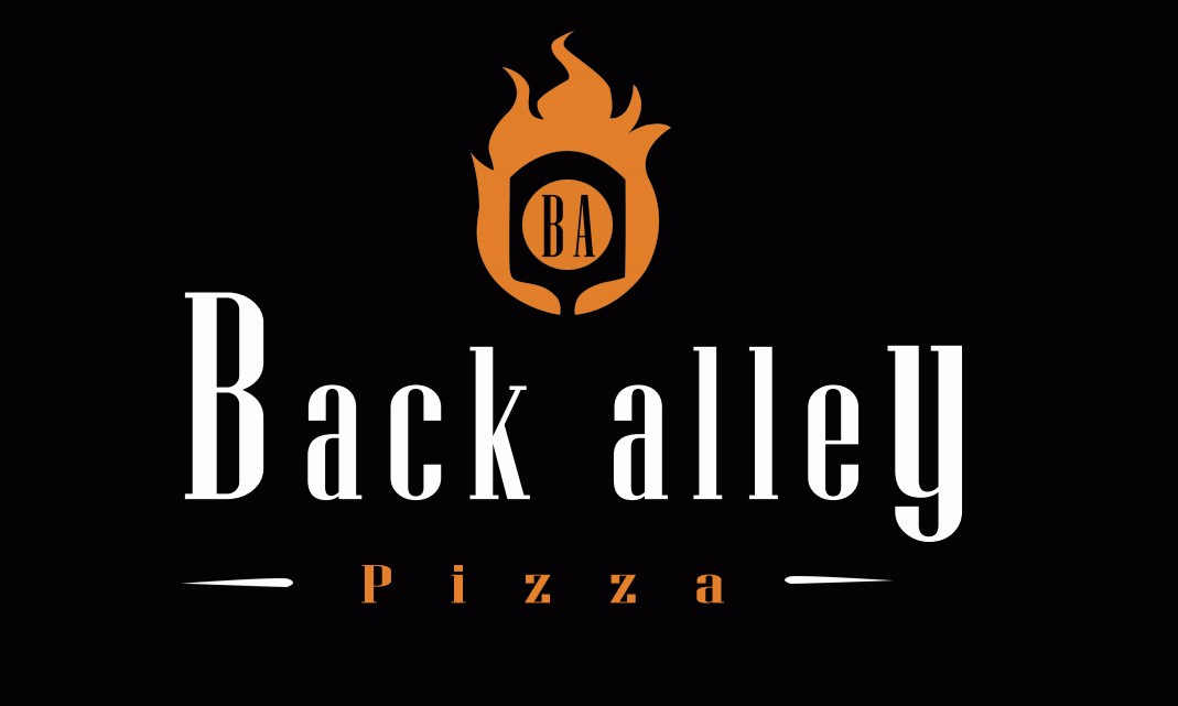 BACK ALLEY PIZZA LOGO