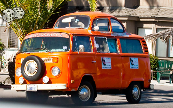 VW BUS 2 DECKER